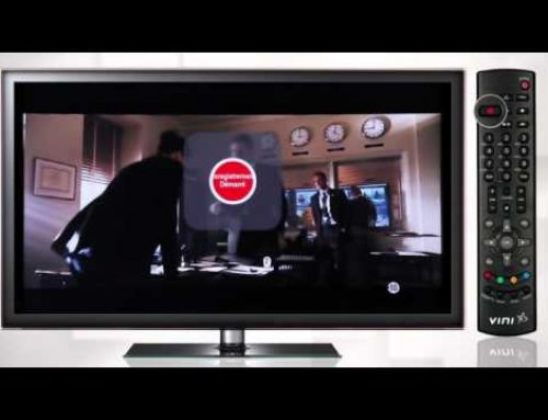 Vinibox – Enregistrer un programme TV