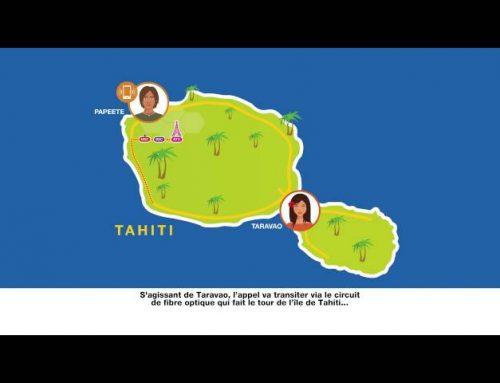 Comment s'effectue un appel intra-île