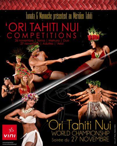 Ori Tahiti Nui Competitions 2016