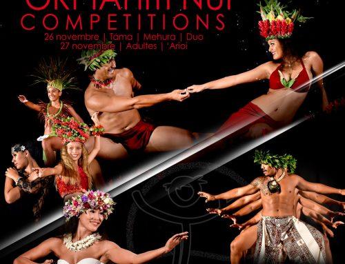 Participez à la 5ème édition du Ori Tahiti Nui Compétitions