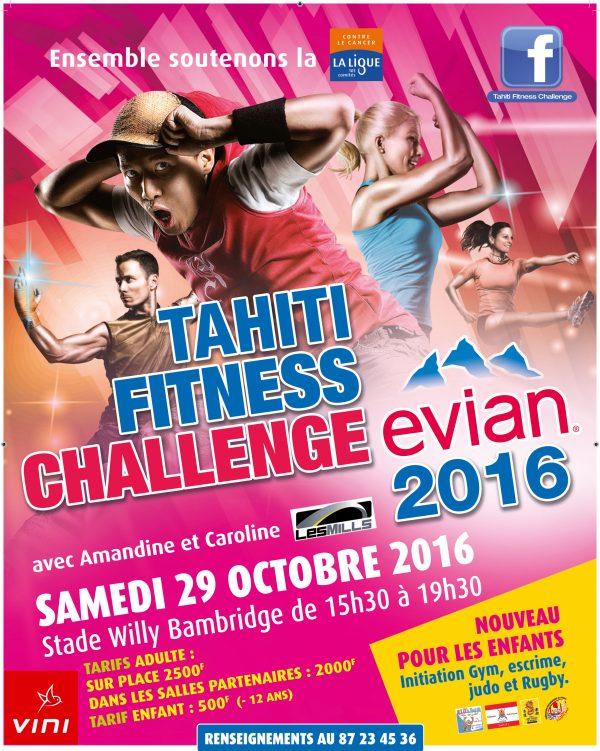 Tahiti Fitness Challenge 2016