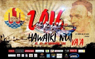 Hawaiki nui va'a 2016