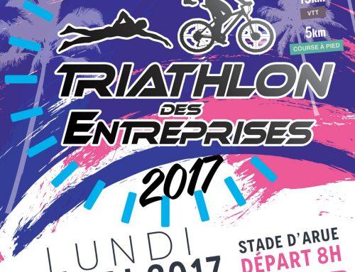 27ème édition du Triathlon des Entreprises