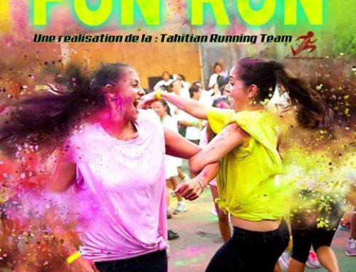 4ème édition de la Color TRT Fun Run