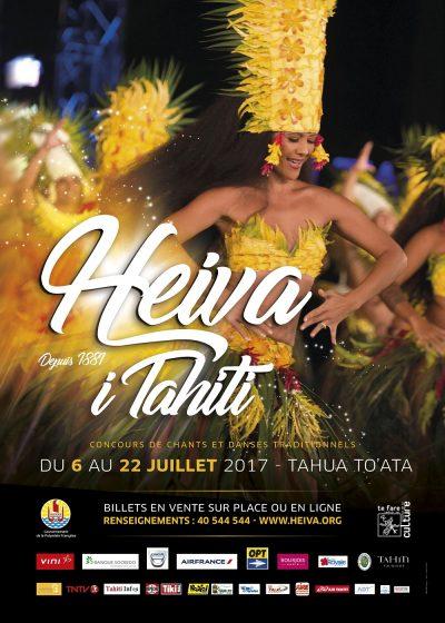 Heiva i Tahiti 2017