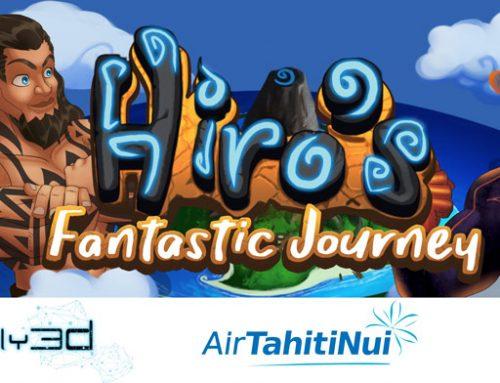 La Fantastique Aventure de Hiro : Le premier jeu mobile polynésien