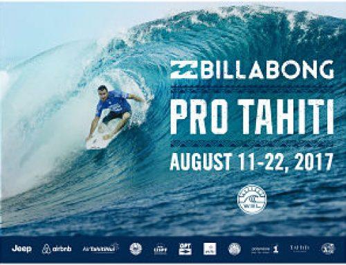 Billabong Pro Tahiti 2017
