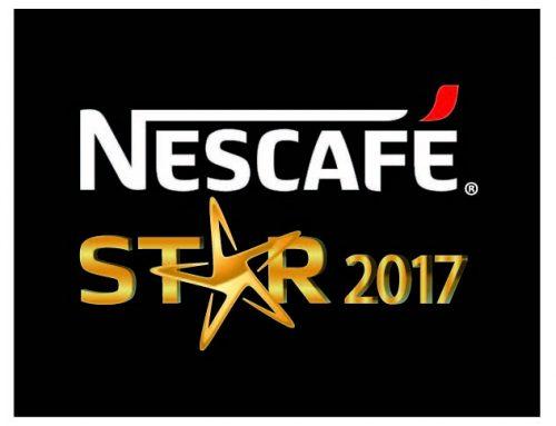 La grande finale du concours Nescafé Star