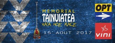 Mémorial Tainuiatea 2017