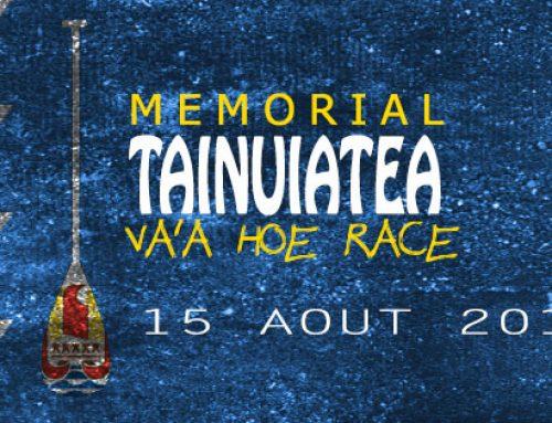Mémorial Tainuiatea Race