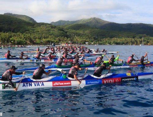 26ème édition de la Hawaiki Nui Va'a
