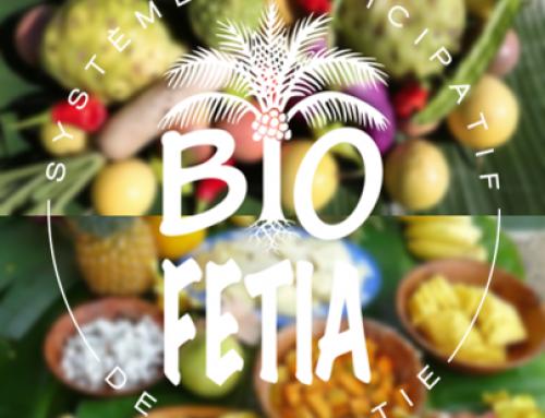 Vini partenaire de l'agriculture Bio Polynésienne !