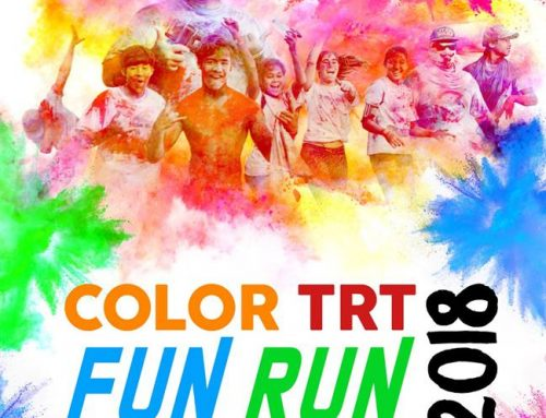 5ème édition de la Color TRT Fun Run