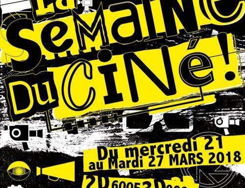 Le mois de mars c'est la Fête du Ciné !
