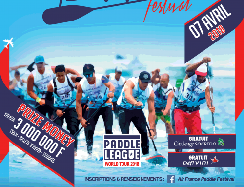 Air France Paddle Festival 2018