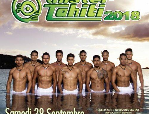 L'aventure Mister Tahiti est lancée !