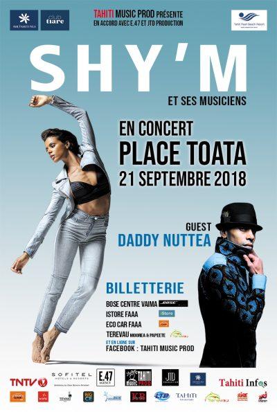 Affiche Concert SHYM (1)