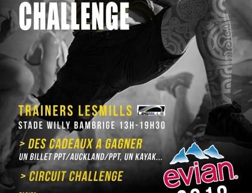 Tahiti Fitness Challenge 2018