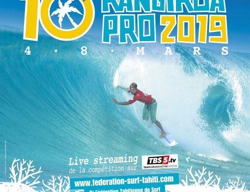 10ème édition de la Rangiroa Pro