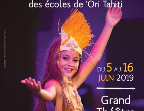 25ème édition du Heiva des écoles de Ori I Tahiti