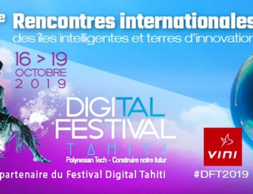 3ème édition du Digital Festival Tahiti