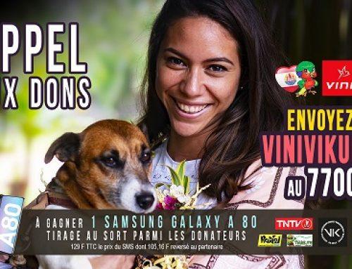 VIK'URA – Appel aux dons pour l'achat d'un nouveau chien détecteur