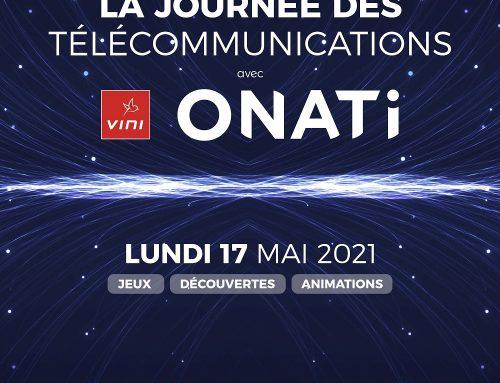 Fêtez la journée mondiale des télécommunications avec Vini
